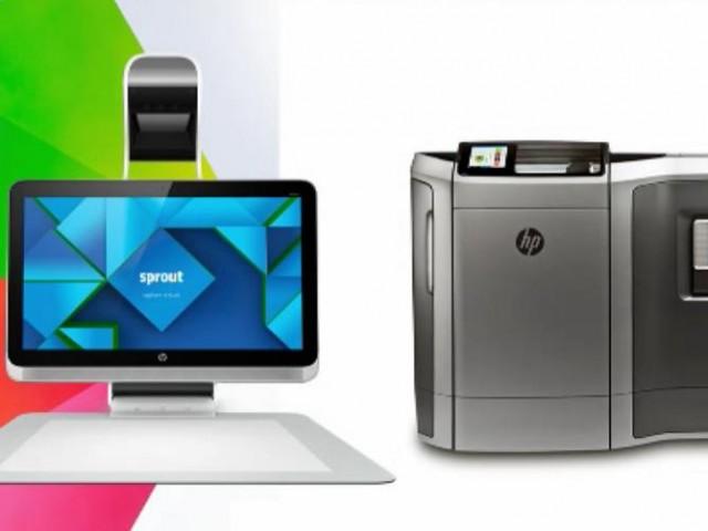 HPが発表した新型3Dプリンタと新型PCによる戦略