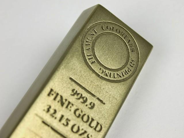 ColorFabbからを真鍮ベースの新素材brassFillを発表