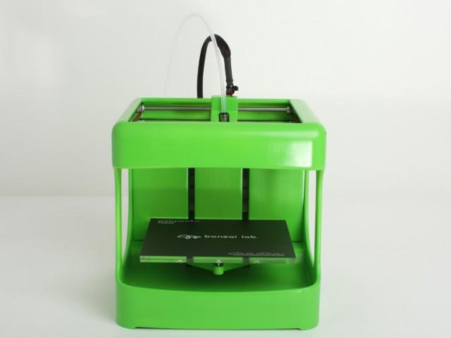 ボンサイラボ新型3Dプリンタ 『BS TOY』と新フィラメントを発表