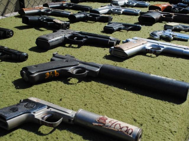 銃ディーラーが3Dプリンタで作ったサプレッサー