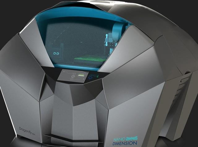 プリント基板専用3DプリンタDragonfly 2020