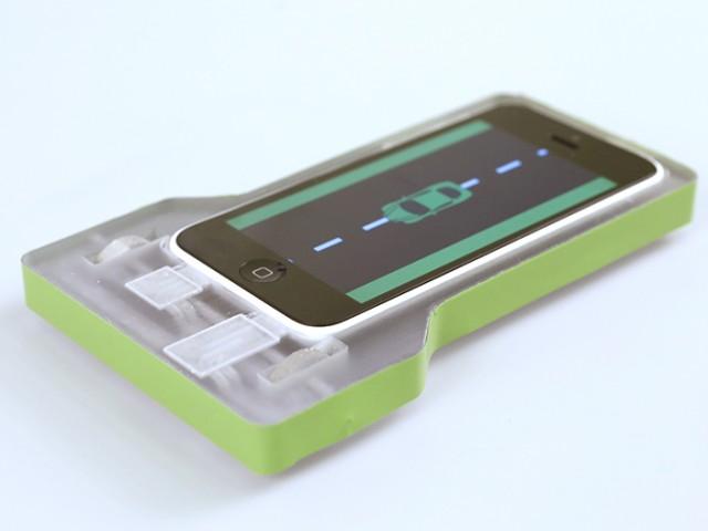超音波でデバイスをコントロールする新技術