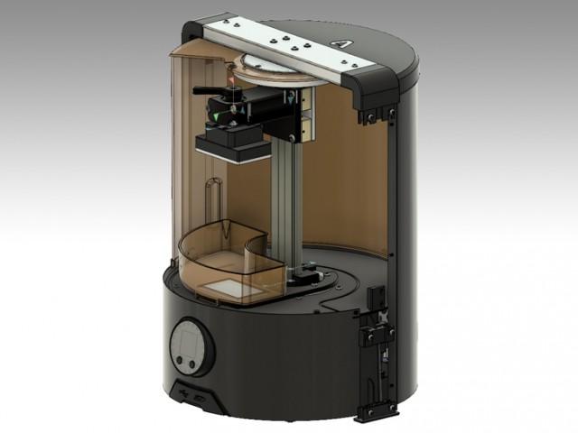 AutodeskがEmber3Dプリンタのデータファイルを公開