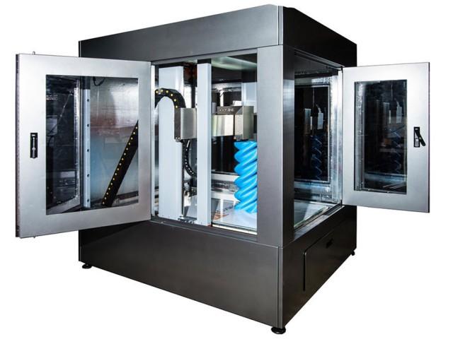 複合材料に対応した大型3DプリンターAdditiveMachine1