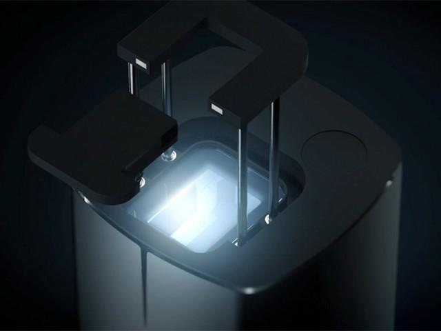 超高速デスクトップ型光造形機がKickstarterに登場