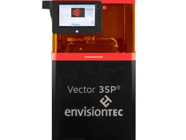 EnvisionTECは新たに大型高精細DLP方式3Dプリンタをリリース