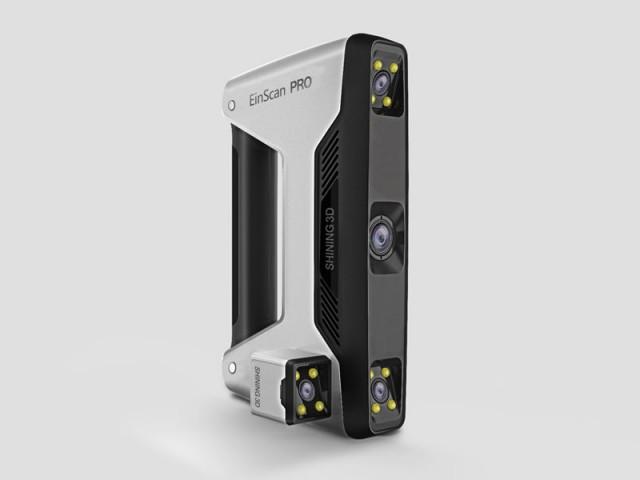 ケイズデザインラボShining3Dの高性能3Dスキャナ販売開始