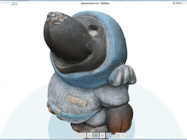 写真やスキャン素材から3Dデータ化するRemake正式リリース
