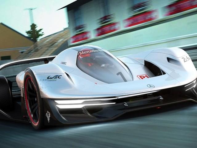 3Dプリントタイヤ搭載のコンセプトレーシングカー