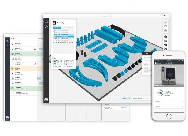 ストラタシスがGrabCAD Printソフトウェアをリリース