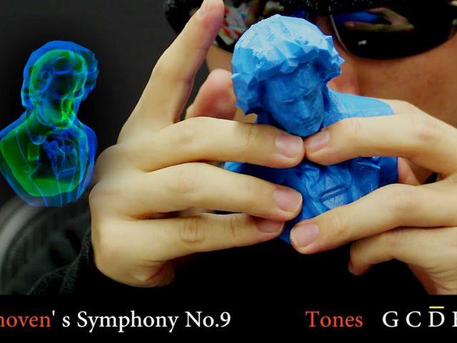 誰でも簡単に3Dプリント管楽器が作れる「Printone」