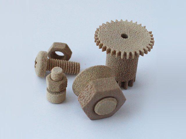 DMM.make 3Dプリントに新素材追加