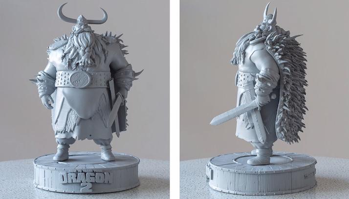 3D Printing Stoick6
