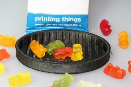 Polypropylene-filament