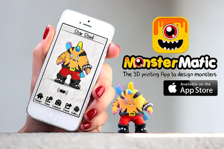 monstermatic