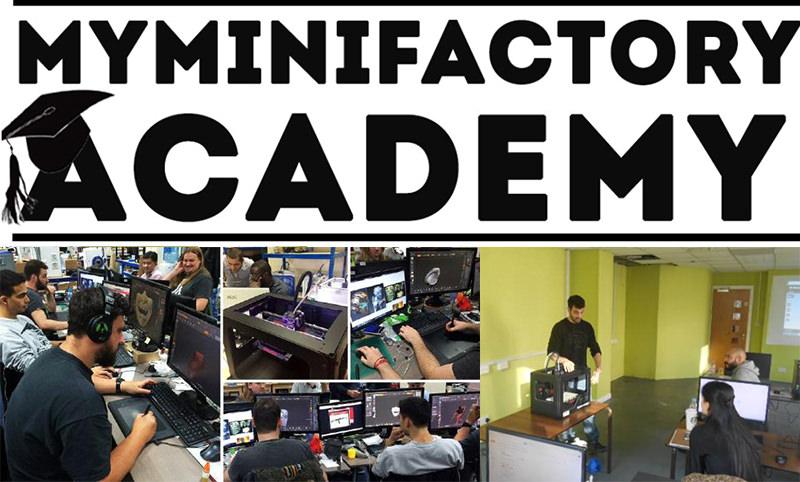 MyMiniFactory Academy2