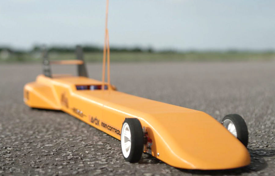 Worlds Fastest Rc Car >> 世界最速3DプリントRCカー | 3DP id.arts