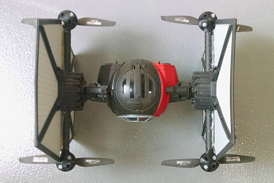 TIE-FIGHTER-drone-3D-printed-parts-5