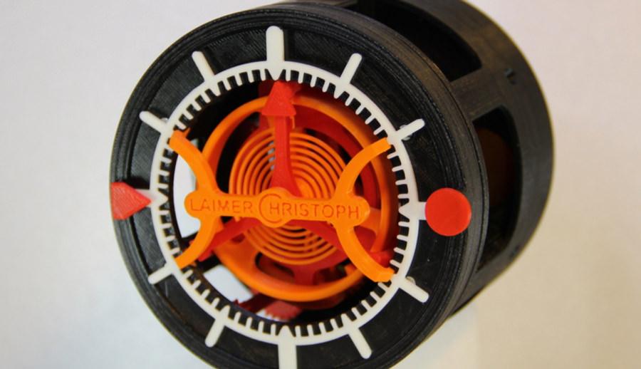 3d-print-ClockTourbillon-1