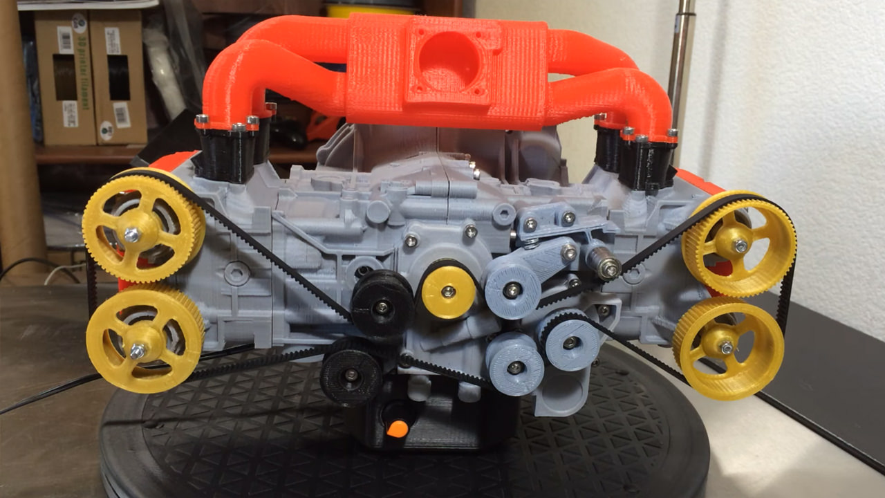 3d-printing-subaru-flat-four-engine-1