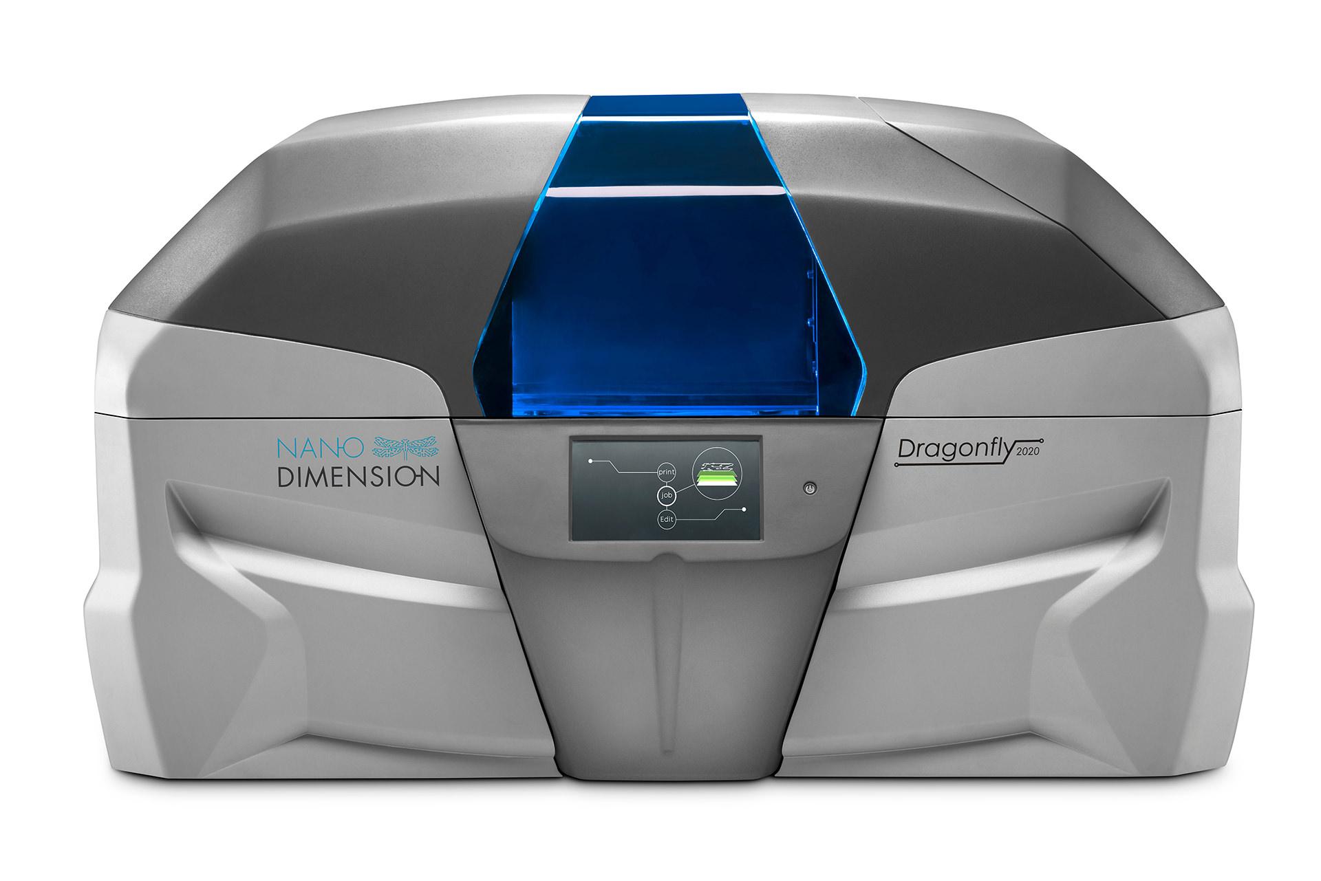 Nano Dimensionが日本企業と提携...