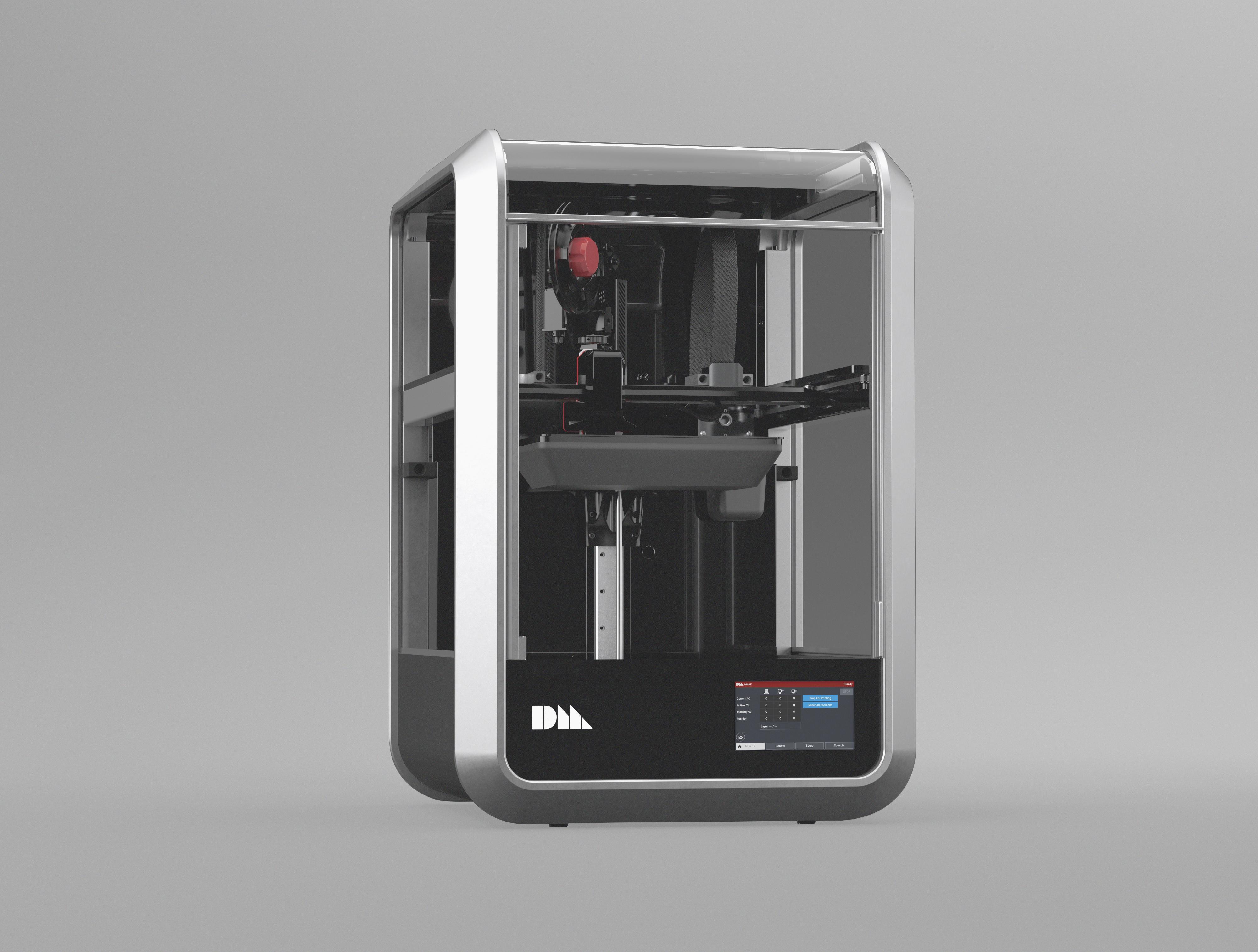 デザインと3Dのプロが伝える3Dプリンタや最新テクノロジー 3DP id.artsDesktop Metalは連続繊維複合材料用の新しいデスクトップ3Dプリンタ「Fiber」を発表